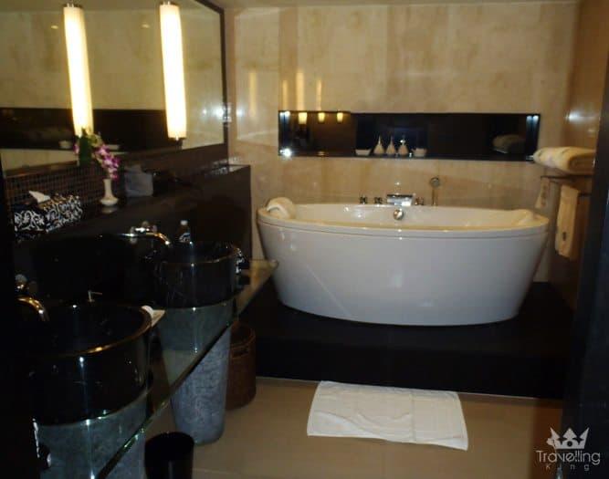 Banyan Tree Club room at Banyan Tree Resort Bangkok