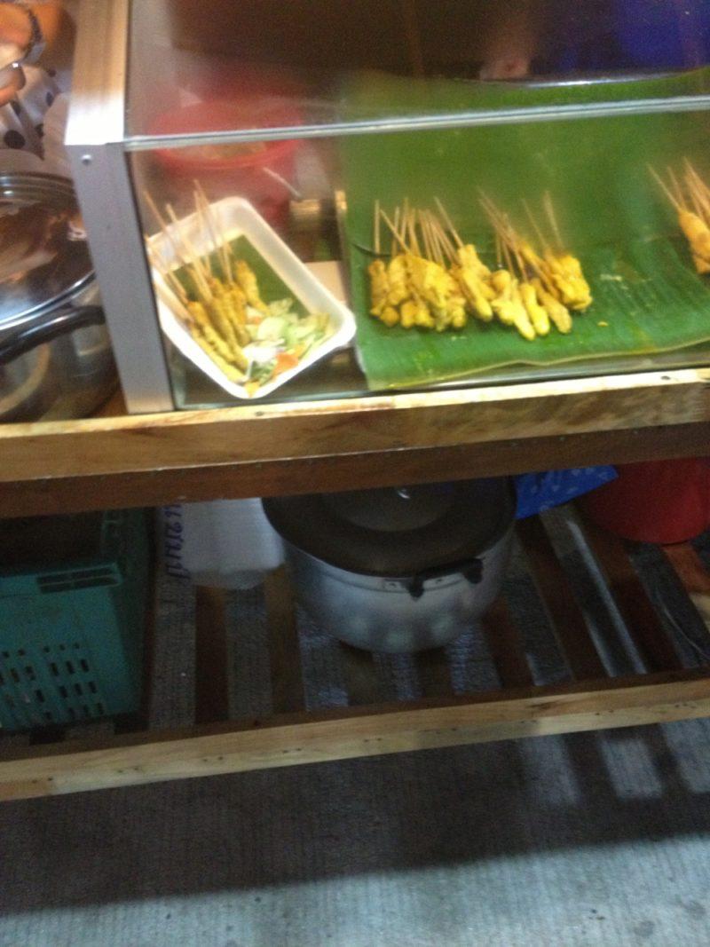 Food at Fishermans Village Bophut Samuii