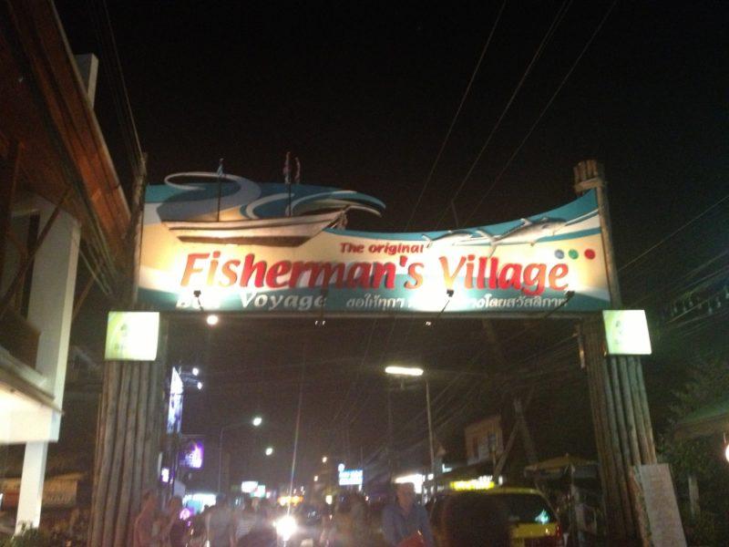 Fishermans Village Bophut Samui