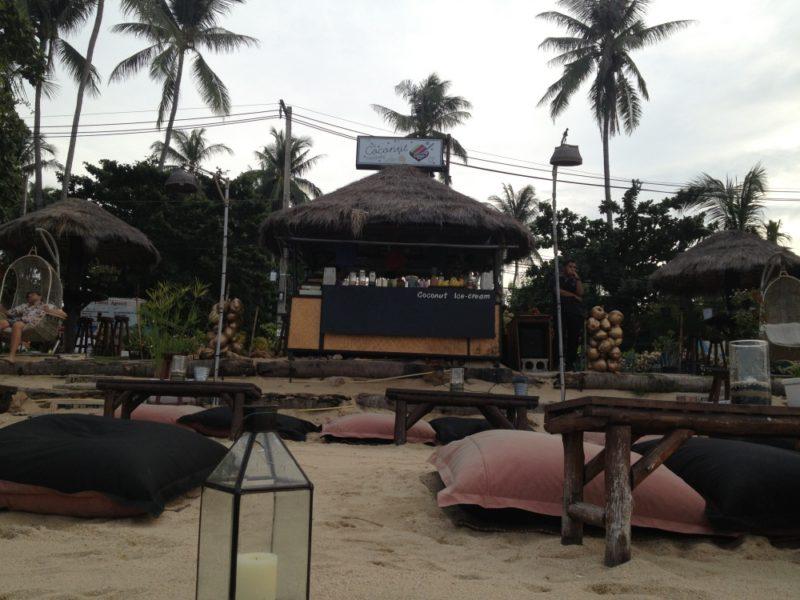 Coco Tams at Fishermans Village Bophut Samuii