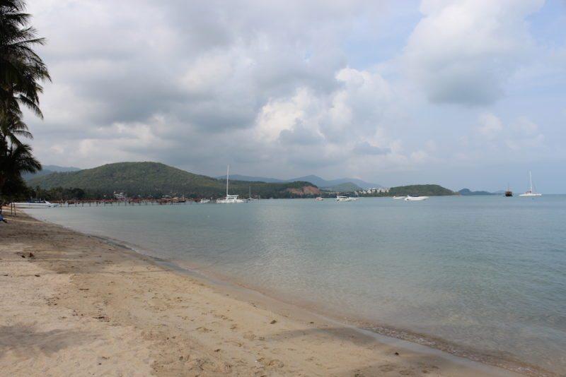 Sailing to Ko Phangan with Sailing in Samui