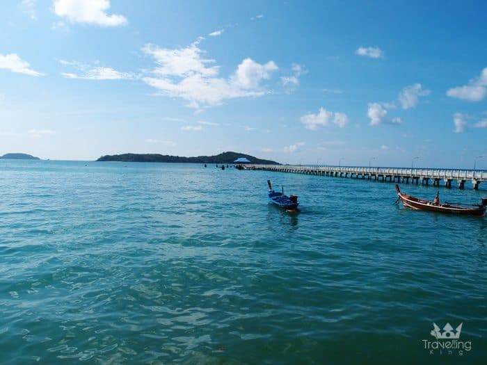 Rawai Beach and Jetty