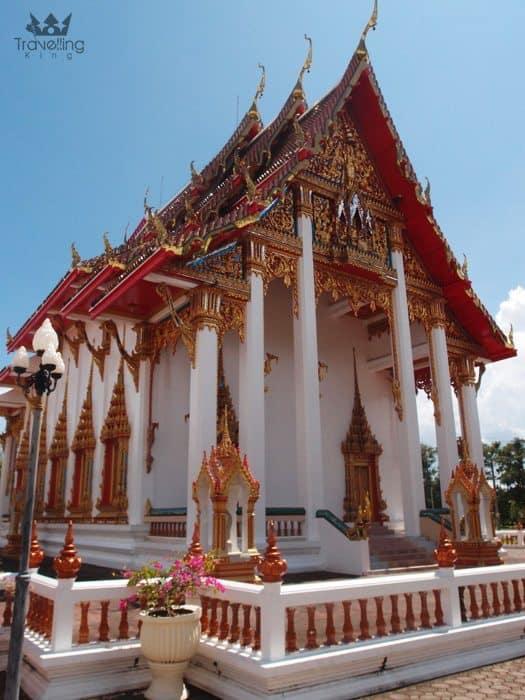 Wat Chalong Temples - Phuket Island