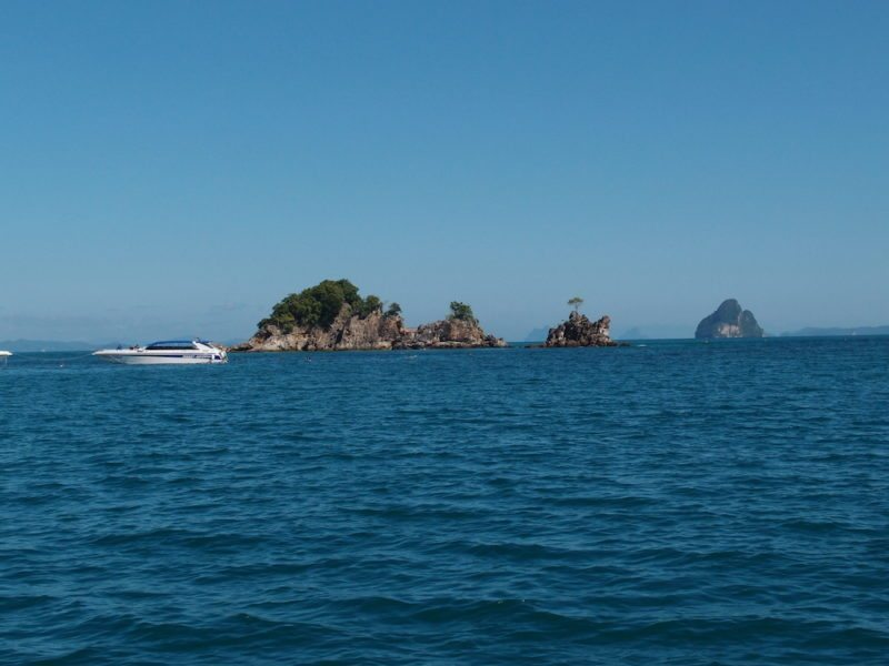 Three Island Tour Featuring Coral Island
