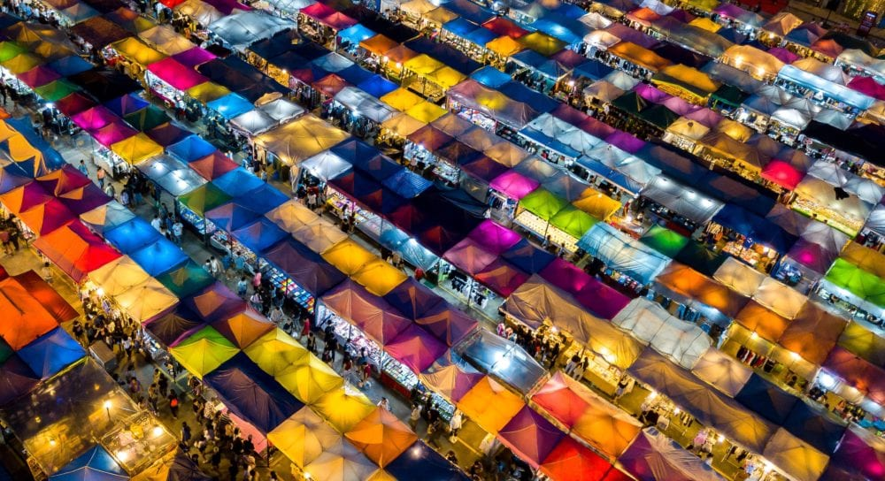 Chatuchak Markets Bangkok