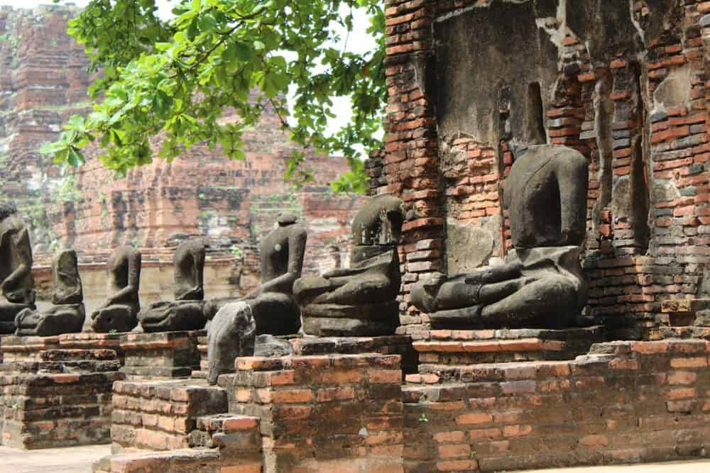 A Historic Tour of Ayutthaya – The Ancient Ruins City