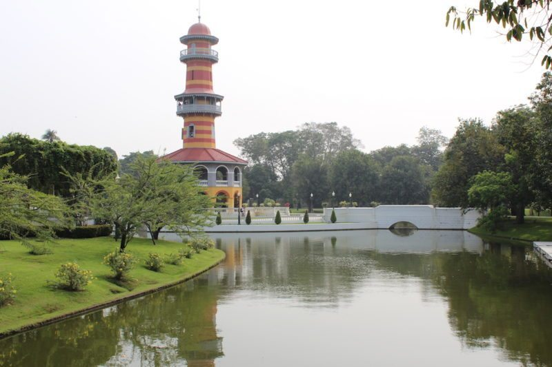 Ayutthaya Kingdom -The Ancient Capital of Bangkok
