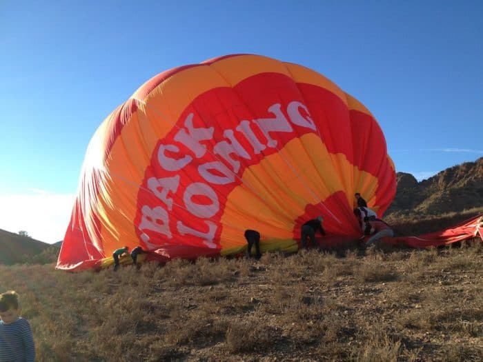 Hot Air Ballooning in the Flinders (PHOTO BLOG) Part 3