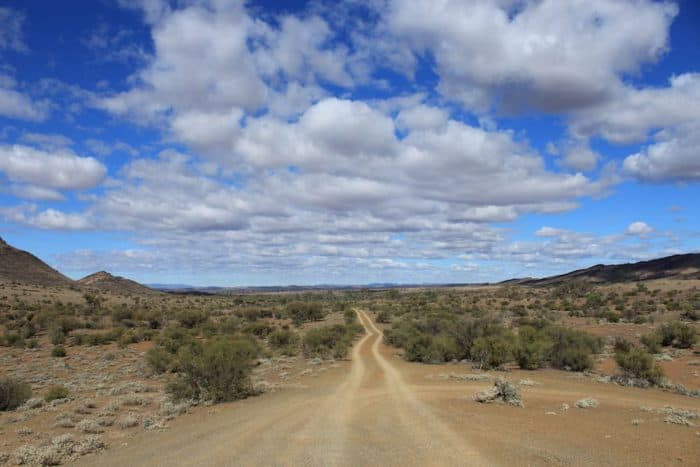 Willow Springs – Skytrek 4wd track (the new one)