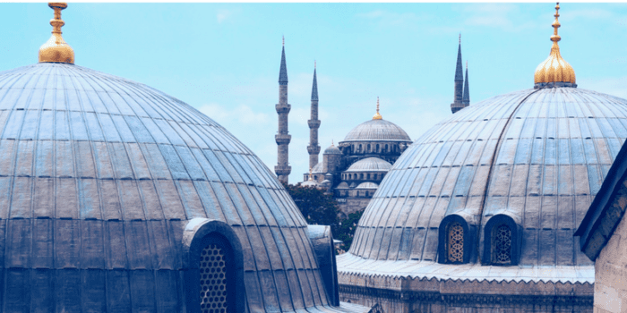 The Luxury Travel to Turkey
