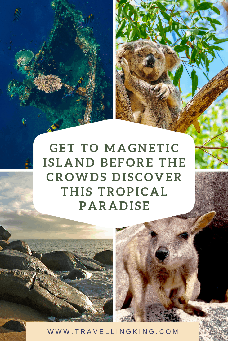 Get to Magnetic Island before the crowds discover this Tropical Paradise