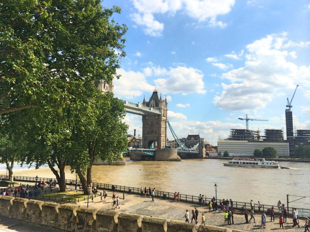 London Sightseeing Tour through Evan Evans booked via Viator