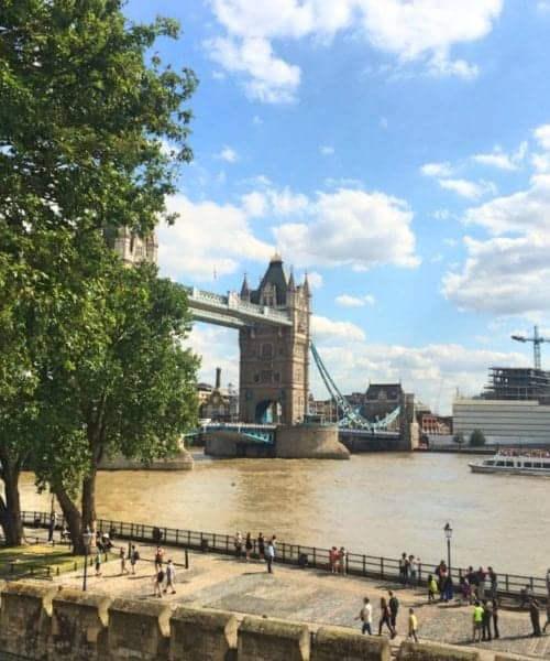 Tower of London Panoramic