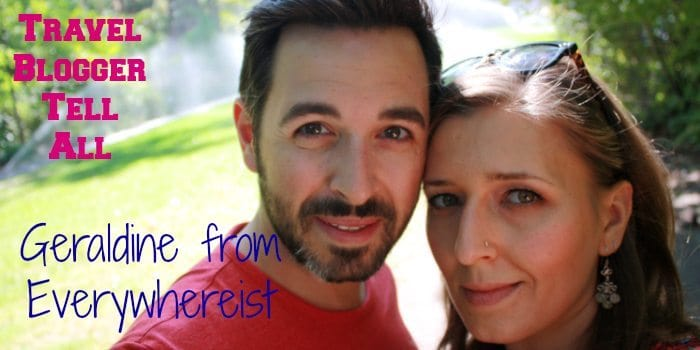 Travel Blogger Tell All – Geraldine from Everywhereist