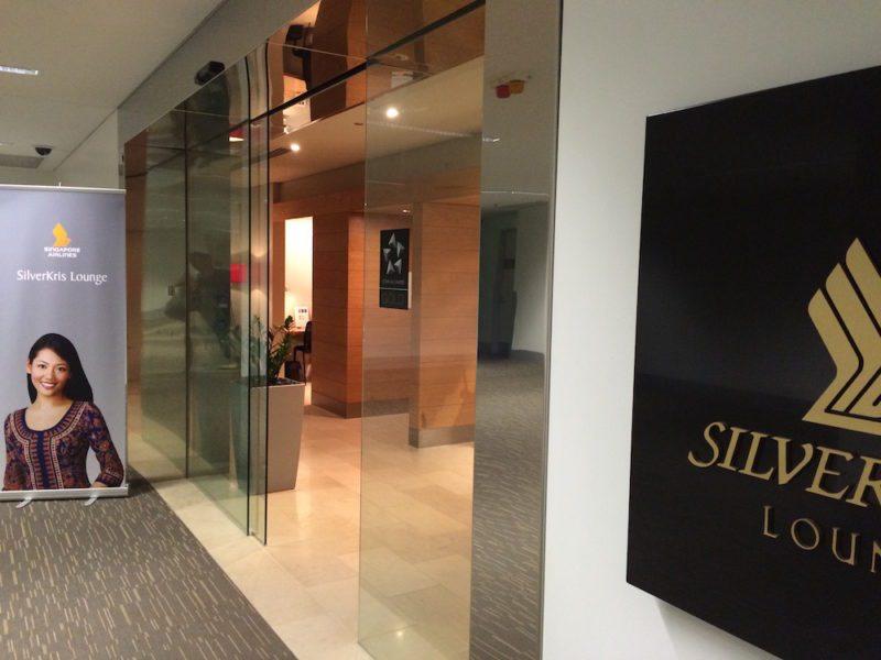 SilverKris Lounge in Adelaid