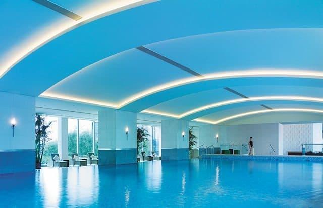 Shangri-La Beijing Indoor Pool