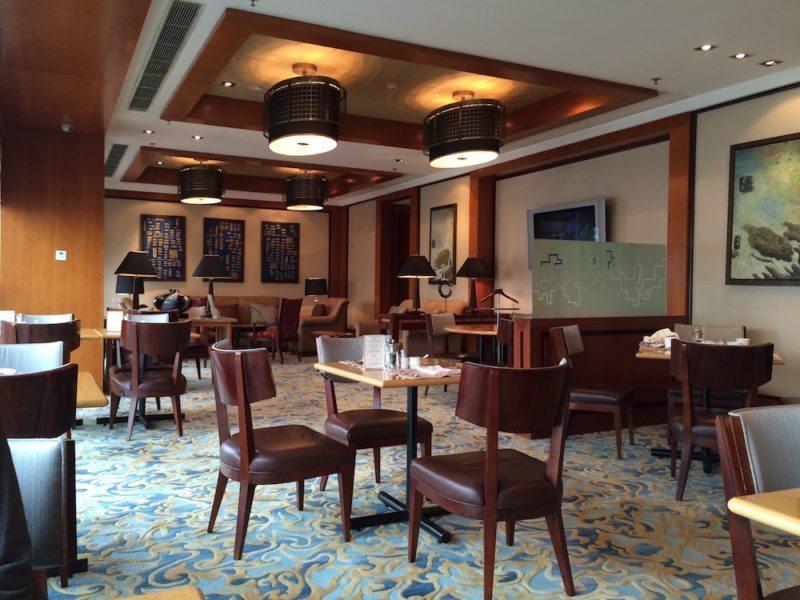 Horizon club room Shangri-La Xian20