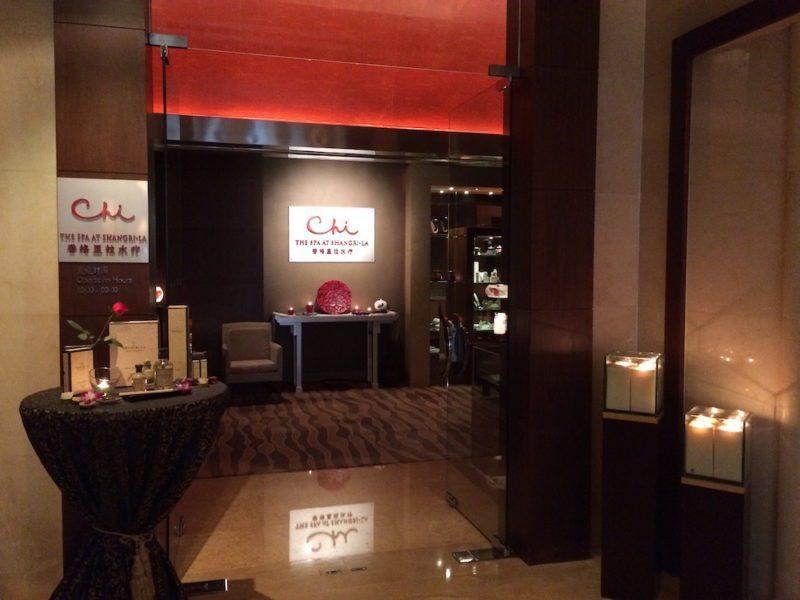 Chi spa at the Shangri-La Xian18