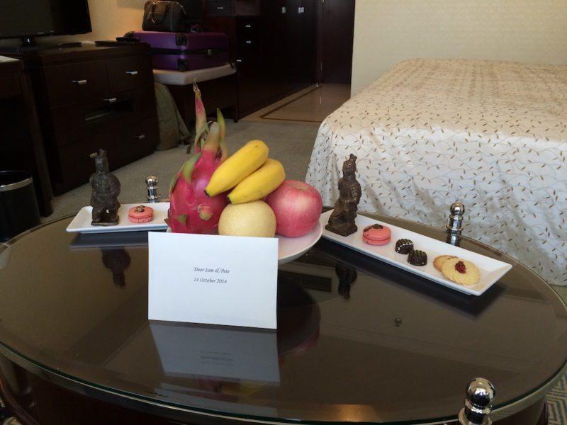 Hotel Review of Shangri-La Xian