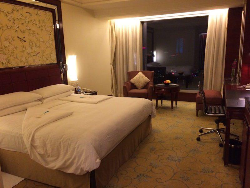 Premier Riverview Room at the Shangri-La Guangzhou