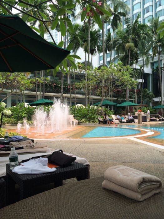 A Luxury Hotel Review Of The First Shangri La Singapore
