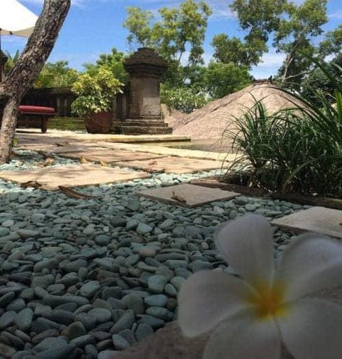 Private Pool Hotel Review of Four Seasons Jimbaran Bali