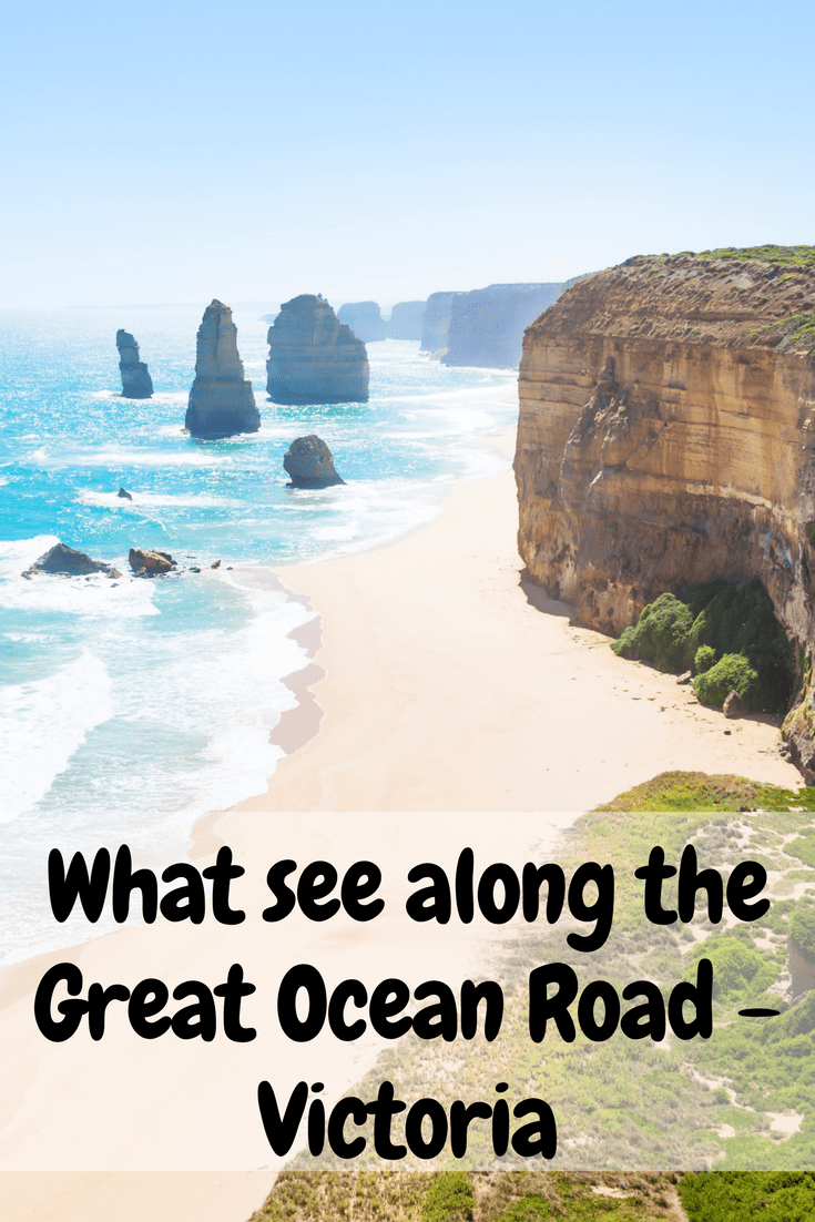 The Great Ocean road from a Drivers Perspective
