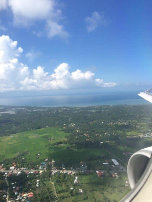SilkAir Airlines Flight review of Business Class flight from Singapore to Kalibo via Cebu