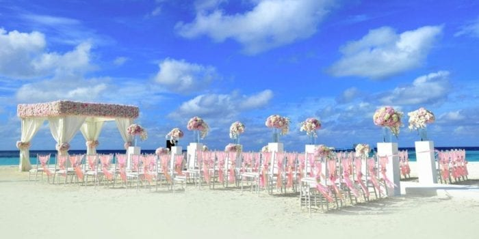 7 Best Places in America for Destination Weddings