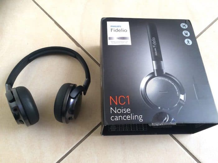 Philips Fidelio NC1 review - New favourite noise cancelling headphones