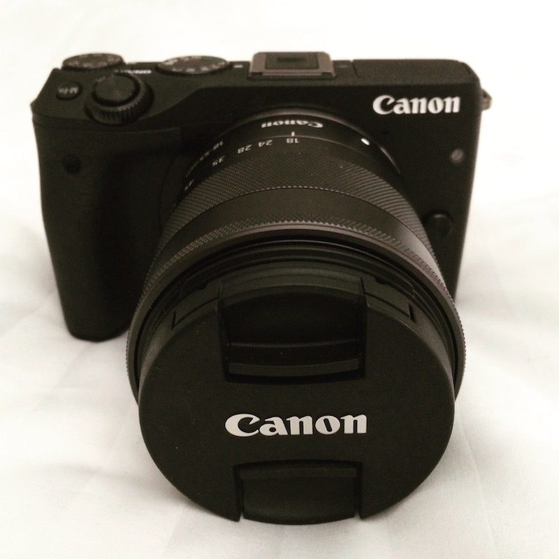 Canon EOS M3 Compact Camera – Perfect for the novice (or professional) Travel Photographer.