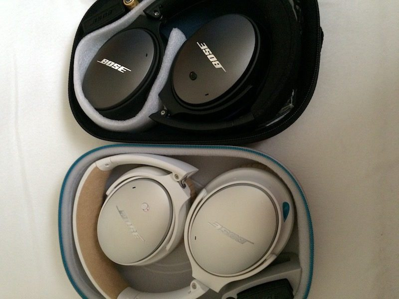 Bose Quiet Comfort 25 - The ultimate noise cancelling headphones on the market for travellers