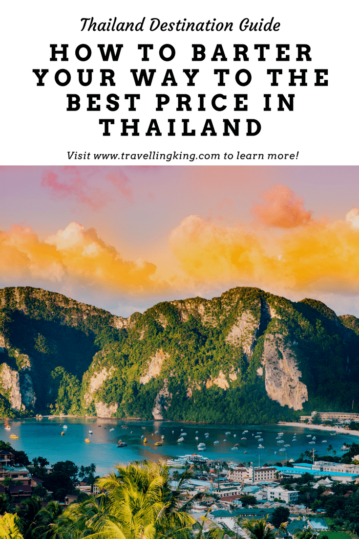 Our top 10 hot tips on how to barter your way to the best price in Thailand