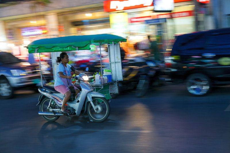 Phuket Town Markets - Weekend Night Markets
