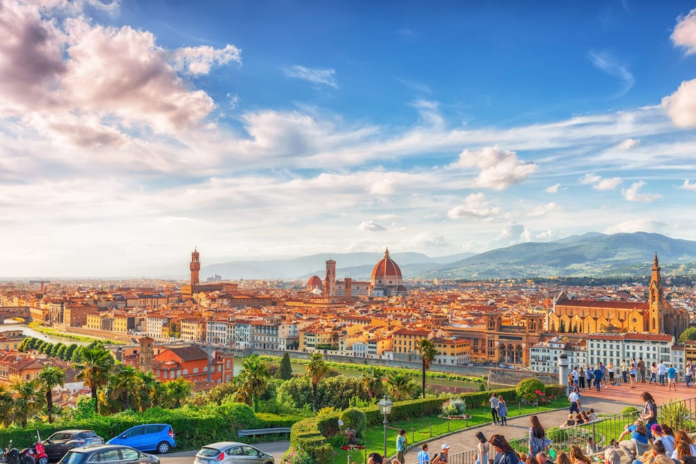 A Weekend Guide to Florence - 10 things to see and do in Florence