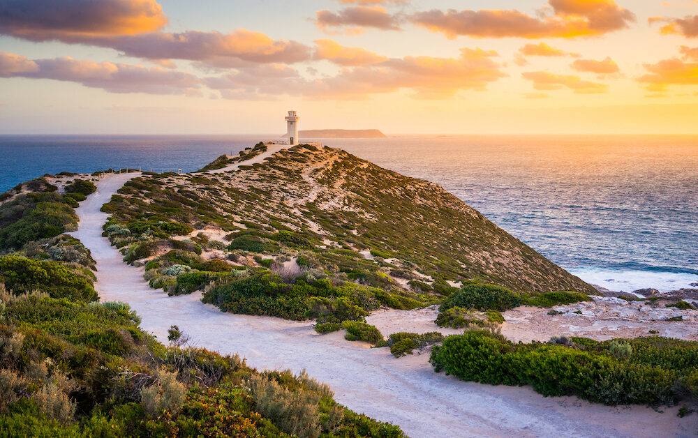 Cape Spencer Lighthouse, South Australia