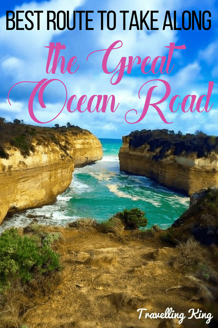 Best Route to take along the Great Ocean Road - Victoria Australia