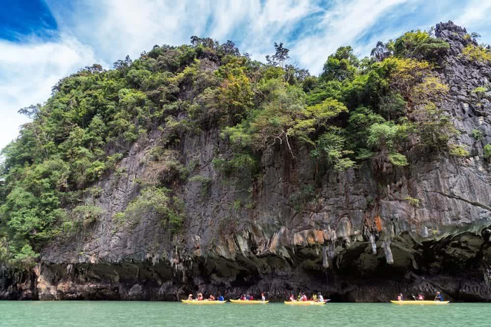 Sea Canoe Thailand