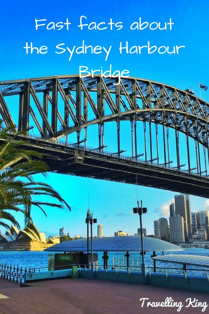 Fast facts about the Sydney Harbour Bridge