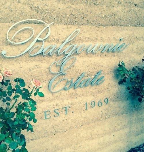 Balgownie Estate Vineyard Resort & Spa in the Yarra Valley Australia