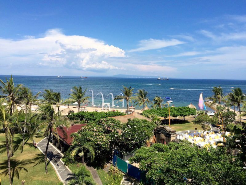 Luxury bali beachfront all inclusive resort grand mirage for Luxury all inclusive resorts for families