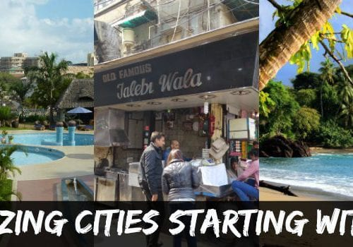 amazing cities starting with D