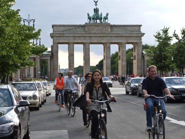 B for Berlin