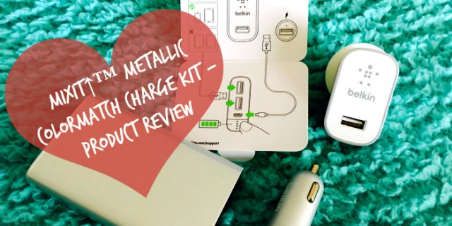 MIXIT↑™ Metallic Colormatch Charge Kit - Product Review