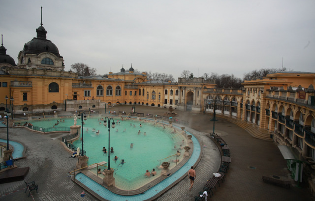 Top Bathhouses To Visit During Your Trip To Budapest