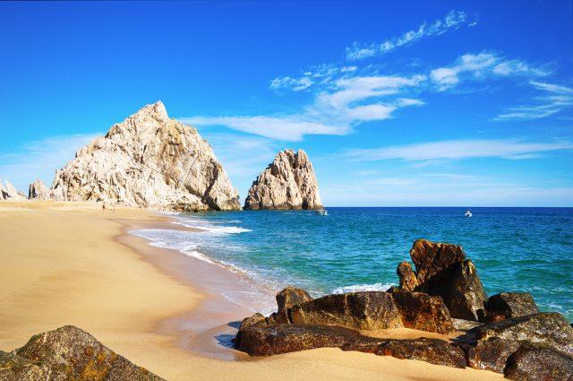 Lovers Beach Cabo Resorts