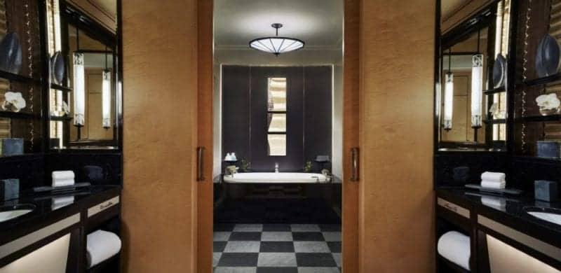 The Ritz-Carlton Tokyo suite