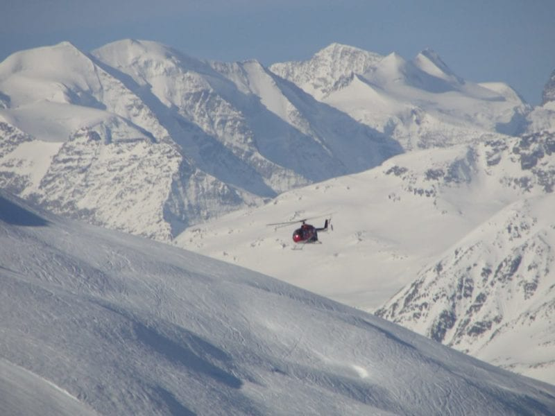 First Comes Fall, Second Comes Winter, Then Comes Your Heli Skiing Adventure