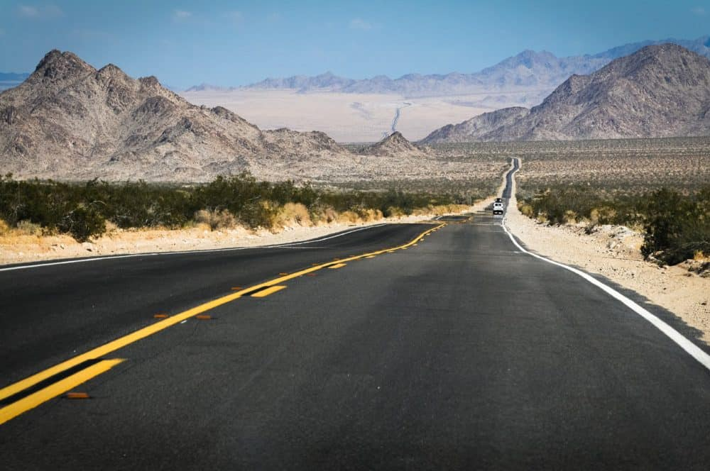 The Great American Road Trip...With A Differencexa