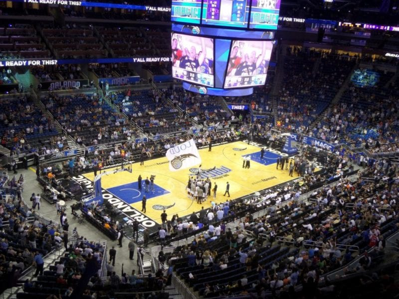 basketball in Orlando